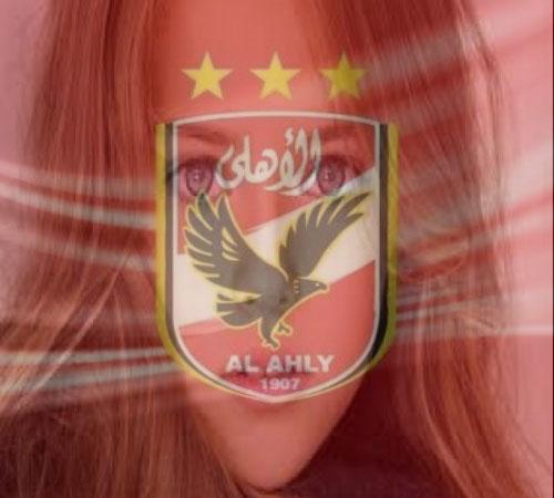 ضع صورتك على شعار النادي الاهلي للفيس بوك فريمات واطارات للصور